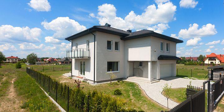 Dom jednorodzinny w miejscowości Kwirynów