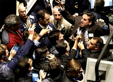 Pit Trading NYSE