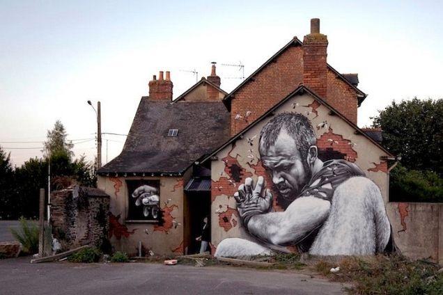 Incredible Street Art Photos