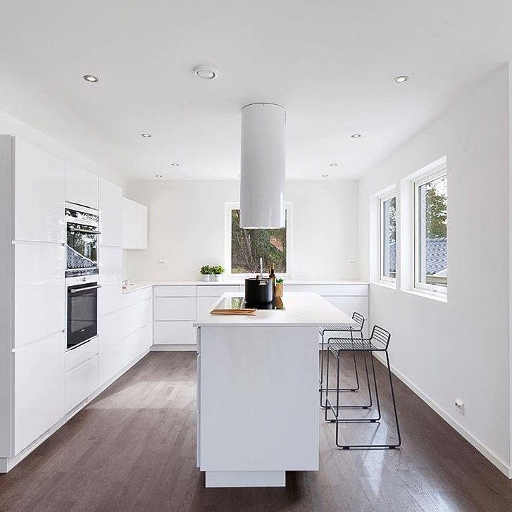Immy and Indi | White kitchen inspiration
