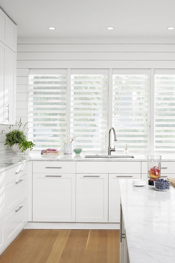 With my Pirouette® window shadings, the fabric takes center stage. Hunter Douglas offers so many choices—even fabrics inspired by raw silk and linen.