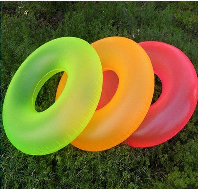 2014 Chegada Nova Senior filhos adultos grosso aprendizagem inflável anel de natação para nadar equipamentos de natação anel em Bóias de piscina de Esportes & diversão no AliExpress.com | Alibaba Group