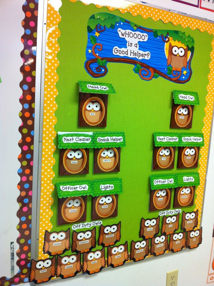 Classroom Officers Design ~ Best ideas about kindergarten job chart on pinterest