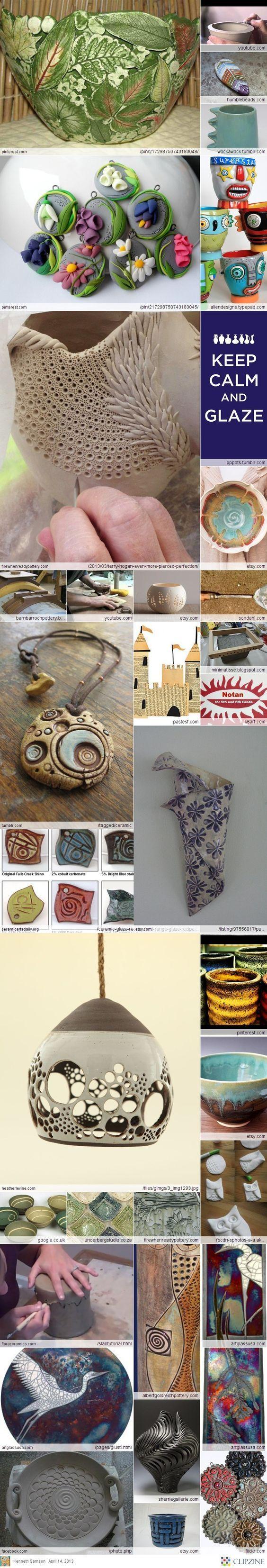 pottery ideas & inspiration