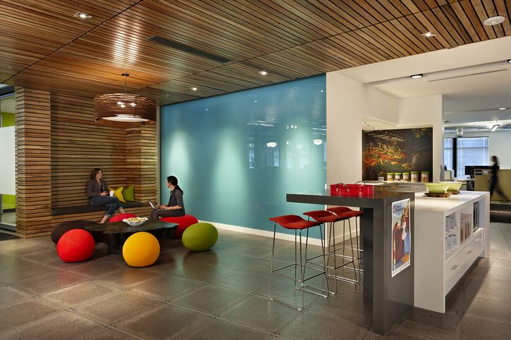 Collaboration Space Design | Office design goes from 'me space' to 'we space'