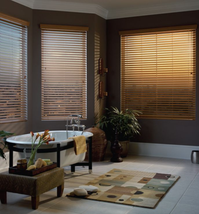 They reduce glare and uv rays without completely blocking the view through the windows..       http://blindsdallas.com/how-to-select-blinds-blinds-dallas-tx/