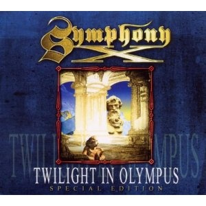 Symphony X - Twilight in Olympus  Many a times I listened to this album.