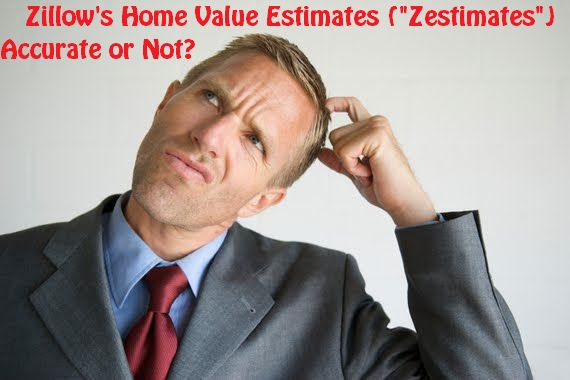 """Zillow's Home Value Estimates (""""Zestimates"""") - Accurate or Not - http://rochesterrealestateblog.com/zillows-home-value-estimates-zestimates-accurate-or-not/ via @KyleHiscockRE #Zillow #RealEstate"""
