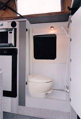Sportsmobile Custom Camper Vans Baths Custom Camper