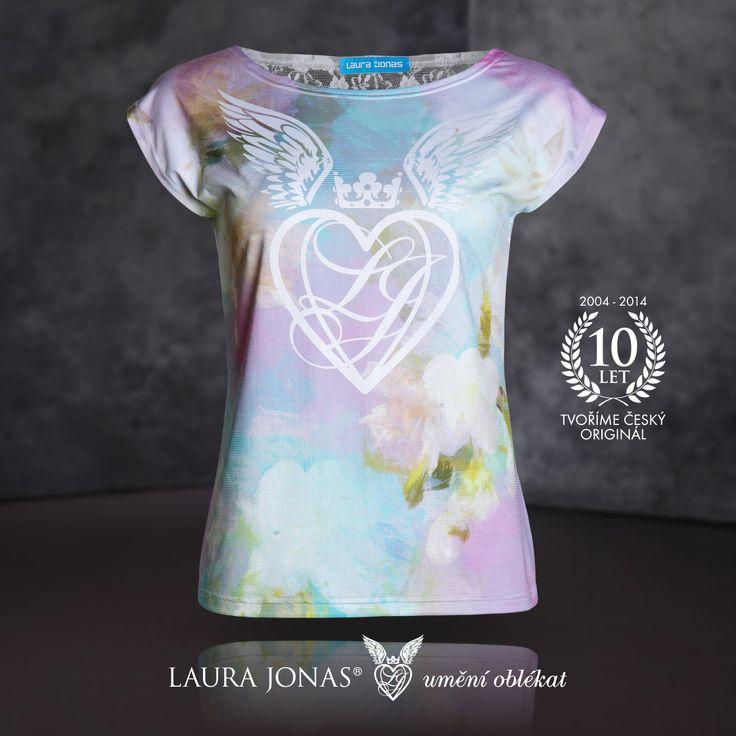 Tričko LAURA JONAS® TD835 se sexy krajkovými zády - pro horké dny ta správná volba.  http://www.laurajonas.cz/trika/triko%5BTD835%5D?ItemIdx=6