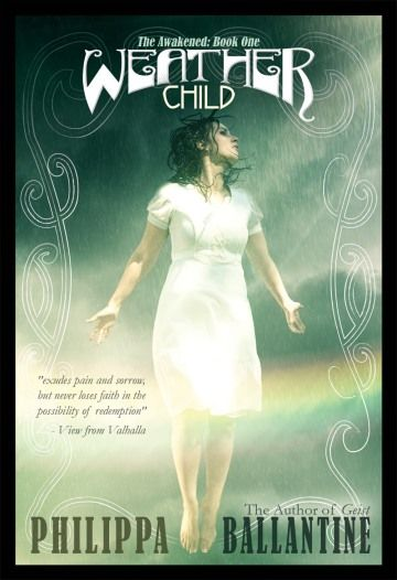 "First review of Weather Child coming March 1st: 'Pip Ballantine Writes Up a Storm with ""Weather Child"""