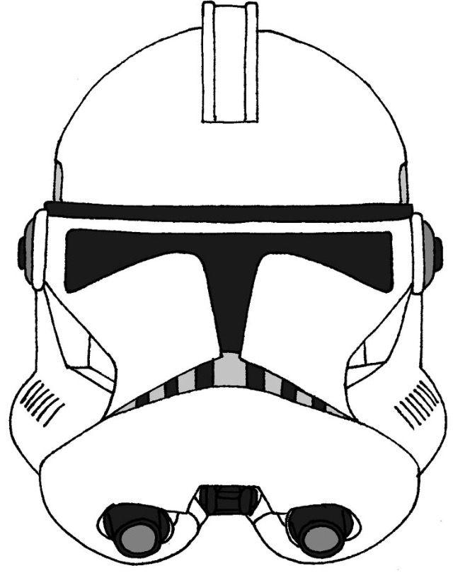 Pin Von Markus Daub Auf Star Wars Clone Helmets Clone Trooper Helm Masken Zum Ausmalen Star Wars Helm