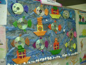 cd-fish-bulletin-board-idea