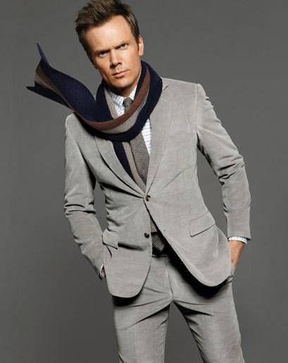 Joel McHale in Vito Birdseye Tuxedo