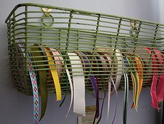 #Repurpose A FLOWER BOX INTO A RIBBON DISPENSER for your craft room- Eve of Reduction