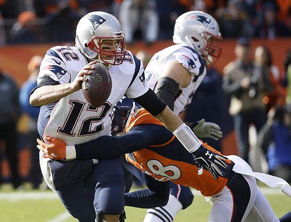 NFL Week 15 Schedule: New England Patriots Vs. Denver Broncos & More Must-SeeGames