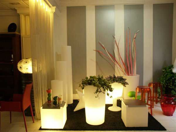 Lamparas para sala ideas pinterest for Muebles terraza pequena