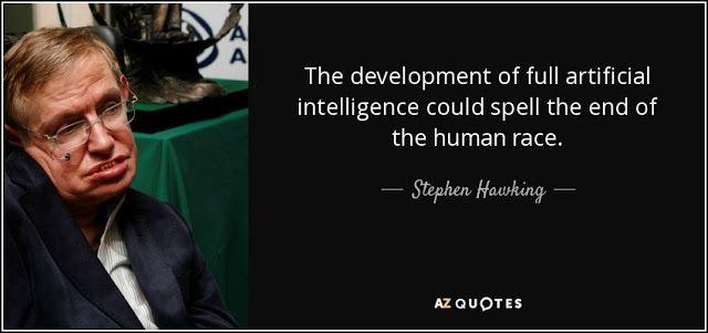Η Τεχνητή Νοημοσύνη θα αλλάξει τον τρόπο των πολεμικών συγκρούσεων για πάντα! ~ Geopolitics & Daily News