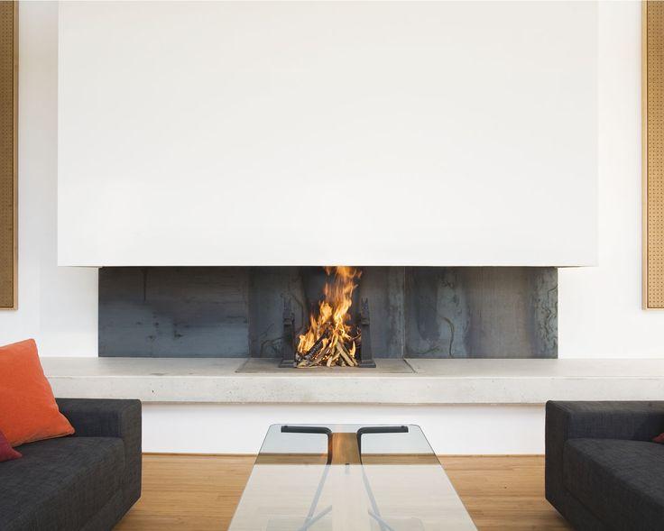 Offene Kamine - Lenz und Dörrenberg GmbH Cozy Fire Pinterest - wohnwand mit kamin