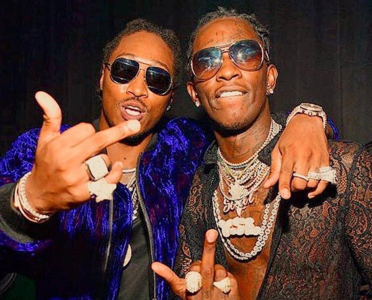 #housemusic Young Thug & Future Might Be Working On A Joint Project: A few clues suggest new music from the Atlanta MVPs.notification…
