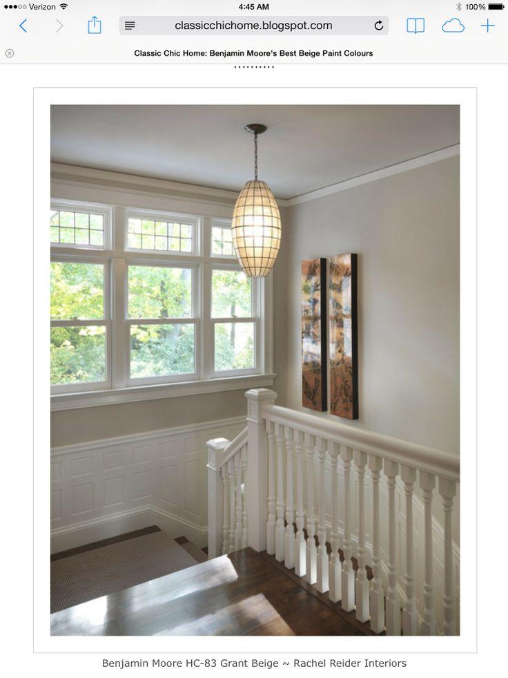 14 best benjamin moore beige paints i like images on pinterest