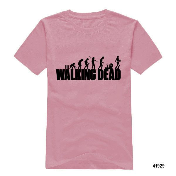 The Walking Dead Printed T Shirt – Max Store Star