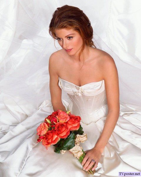 will and grace wedding dress