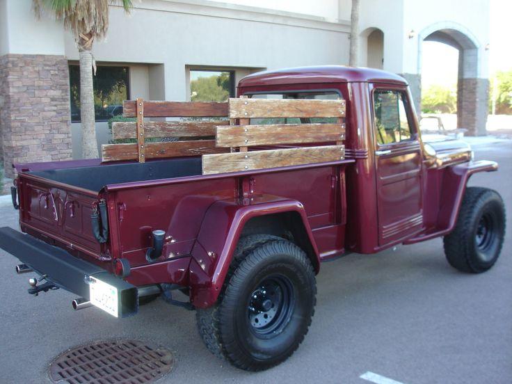 willys trucks restored | 1954 Truck Phoenix, AZ **SOLD**