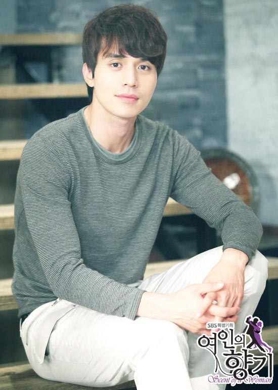 Lee Dong Wook, Korean Actor ~ Scent of a Woman, My Girl