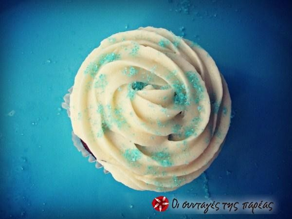 Frosting για cupcakes #sintagespareas #frosting