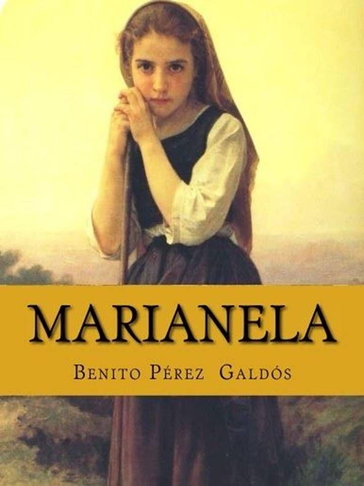Marianela Benito Perez Galdos In 2020 Books Books To Read Ebook
