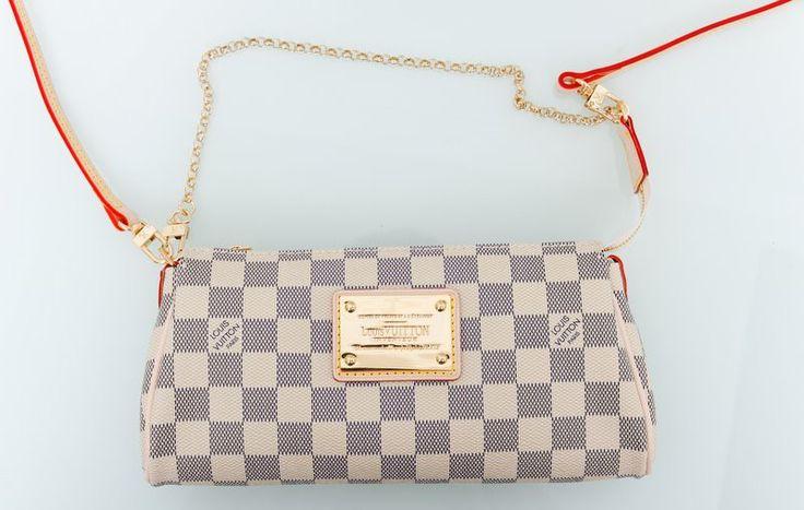 Женская сумка-клатч Louis Vuitton Eva Clutch
