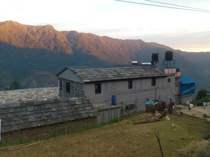 Ghandruk #trekking #Gurung #village #Ghandruk #Ghandrung #hospital #travel