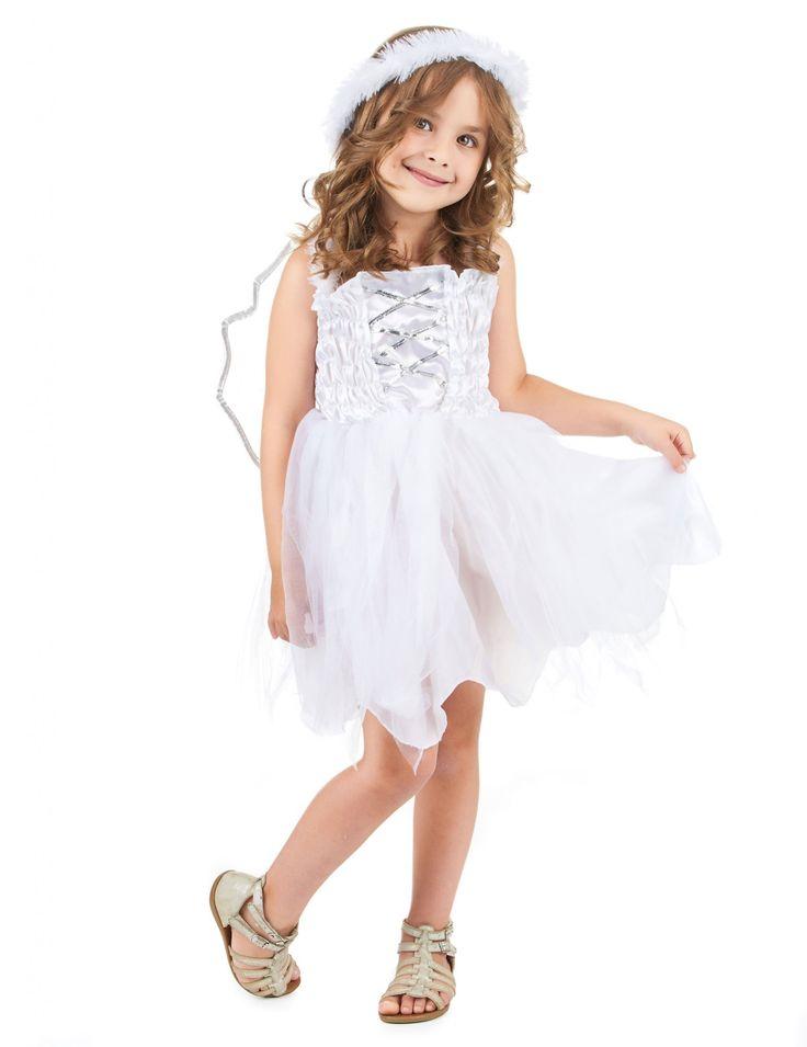 disfraz de princesa de los ngeles para nia