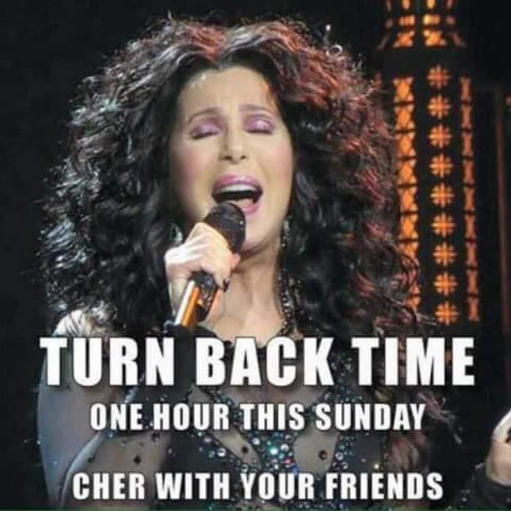 Daylight Savings on Sunday - Turn Back Time by an Hour: Cher - If I Could Turn Back Time https://youtu.be/5G4O5AMSevc?list=RD5G4O5AMSevc via @YouTube #daylightsavings  #longbeach #cher #turnbacktime #fallback