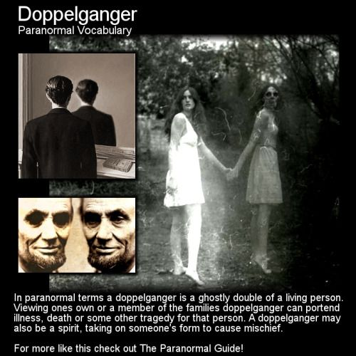 Found on Google from theparanormalguide.tumblr.com