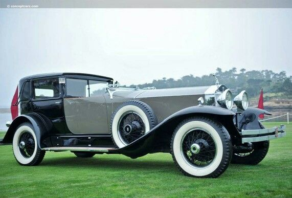 1928 Rolls Royce Piccadilly P-1 Roadster