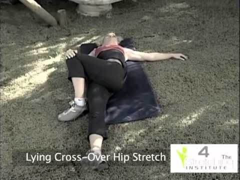 THE SWEAT SHACK - Your Health Resource: How To Stretch Your Hip - Videos