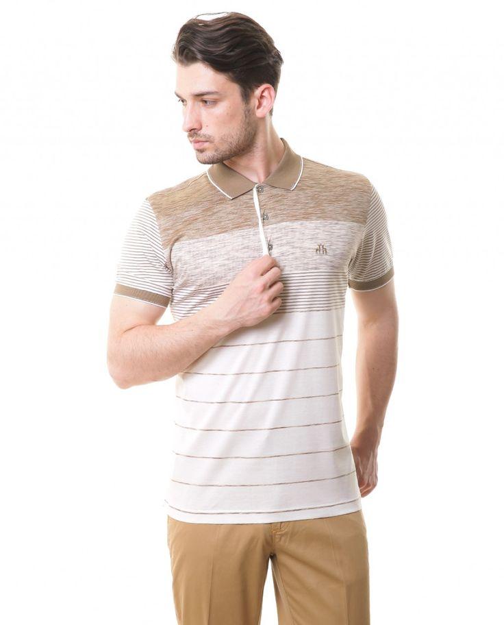 Karaca Erkek T-Shirt #safari #mensfashion #tshirt #karaca #ciftgeyikkaraca www.karaca.com.tr