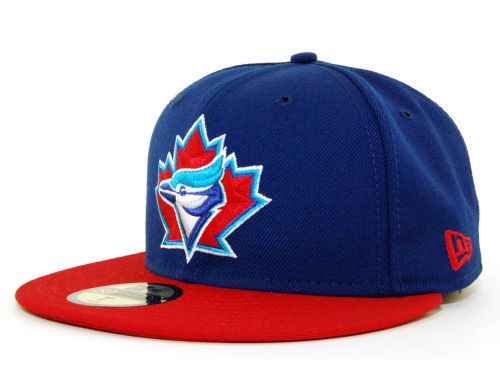 Toronto Blue Jays New Era MLB Cooperstown 59FIFTY Hats