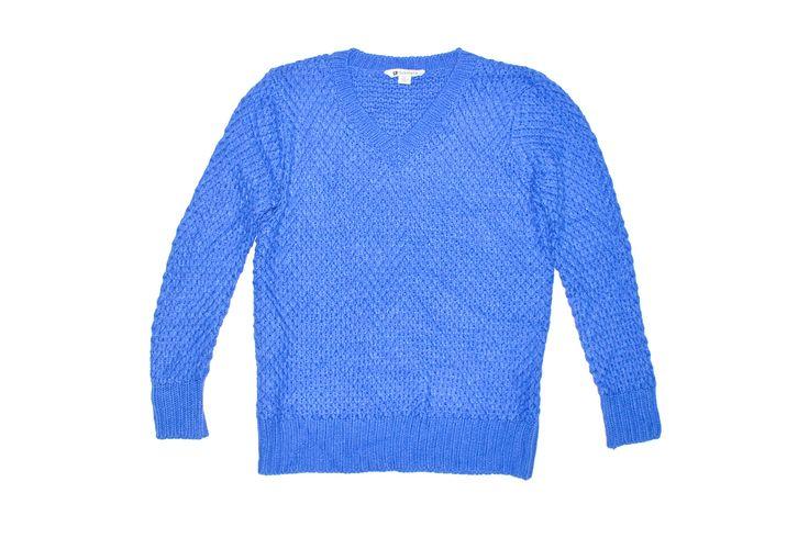 Rockmans Knitted Indigo Jumper