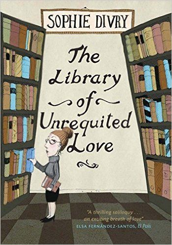 Amazon.com: The Library of Unrequited Love (9781623654030): Sophie Divry: Books
