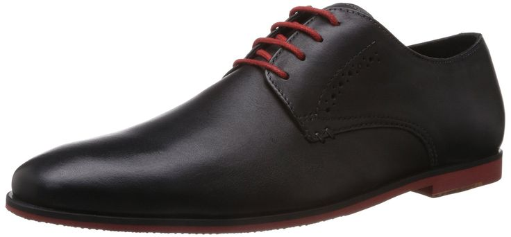 Hush Puppies Men's Leather Casual Black Shoes: Buy Online at Low Prices in India - Amazon.in