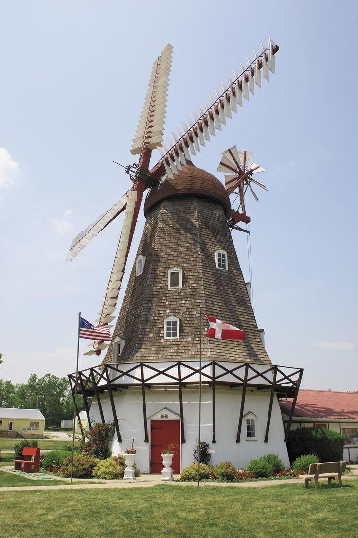 Danish Windmill, Elk Horn, Iowa