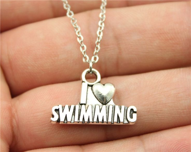 "Love Swimming? Get this Swimming Necklace and enjoy your hobby. Length:43+5cm Size: 22.15mm Free Shipping! Get 30% OFF this Swimming Necklace today! Just click the ""Add to Cart"" button above! We have"