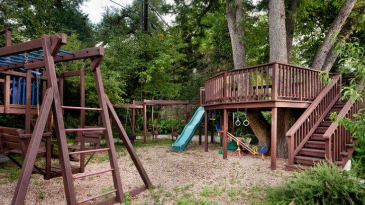How to Make a Backyard Truly Enjoyable for Kids? #backyard #kids #enjoyable