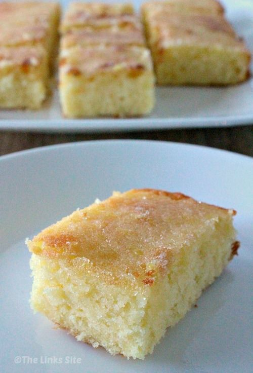 I really can't recommend this lemon cake enough. It is easy to make and so utterly delicious. thelinkssite.com