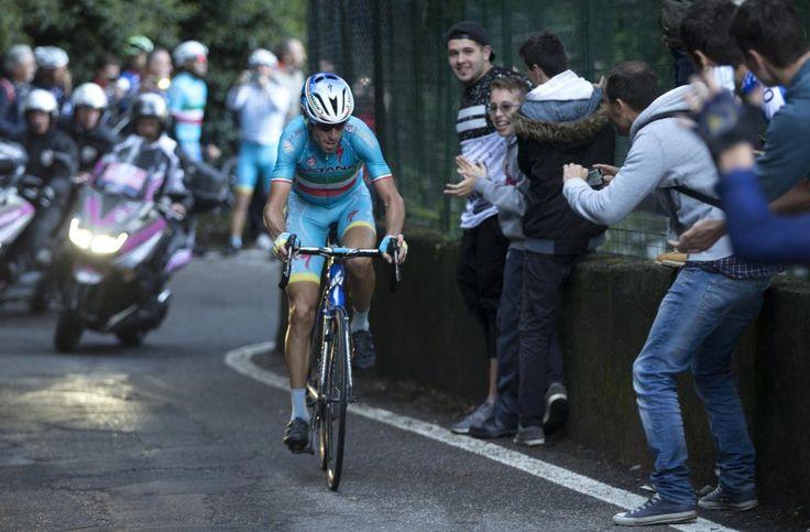 Giro di Lombardia 2015. 04-10-2015.  Bergamo-Como. Vincenzo Nibali (1984)