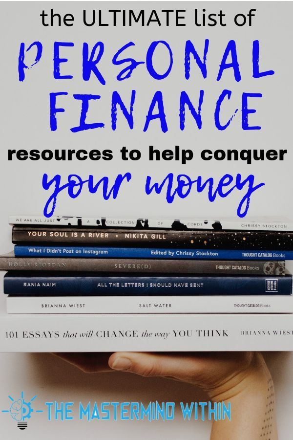 The Ultimate Collection of 200+ Personal Finance R…