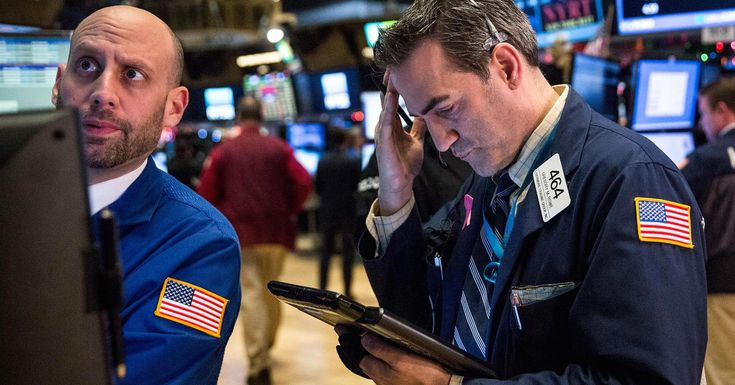 U.S. stocks tried for gains Friday, a day after both the Dow Jones industrial average and the S&P 500 fell into correction territory.